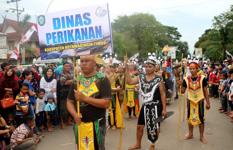 Karnaval Etnik Budaya